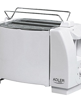 Tosteris Adler Toaster AD 33  White  Hover