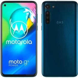 Telefons Motorola Moto G8 Power Blue