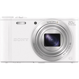 Sony DSC-WX350, balts