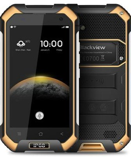 Telefons BLACKVIEW BV6000S Dual SIM Yellow  Hover